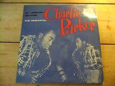 CHARLIE PARKER The Immortal at Birdland New York LP, French Import LP SAVOY 6036