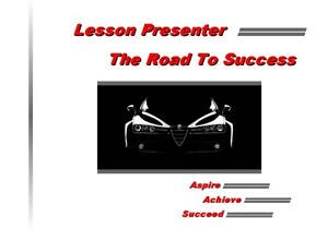 ADI Part 3 Driving Instructor ORDIT LESSON PRESENTER - FREE audio CD included