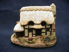 Lilliput Lane Cottage The Farriers Miniature English Cottage 1985 with box deed