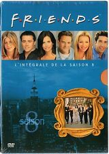 FRIENDS - Intégrale saison 8 - Coffret 3 boitiers slim - 3 DVD - NEUF