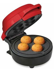 Bella Mini Donut OR Cake Pop Maker. New in Box. Teal, Red, Pink. Ships FREE!