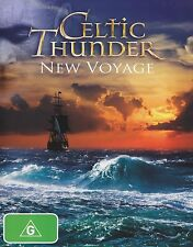 CELTIC THUNDER - NEW VOYAGE DVD ~ IRISH~IRELAND~CELTS ~ ALL REGION DVD *NEW*