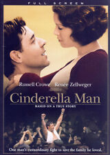 CINDERELLA MAN (FULL SCREEN EDITION) NEW DVD