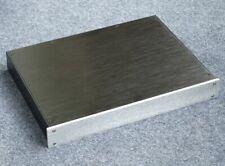 HiFi Preamp Aluminum Chassis Audio DAC Metal Case Enclosure DIY Amplifier Box