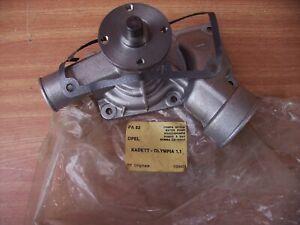 Water Pump fits Opel Kadett A B C Manta Olympia Ascona A GT 10N 11N 11SR 12N 12S