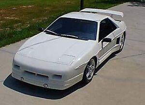 1985-1988 Pontiac Fiero Showcars Air Dam