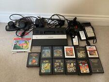 Atari 2600 Jr console and games bundle - working