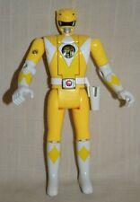 1993 Bandai Mighty Morphin Power Rangers Auto Morphin Trini Yellow Power Ranger