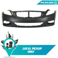LOCAL PICKUP 2008-2013 FITS INFINITI G37 FRONT BUMPER COVER PRIMED IN1000237