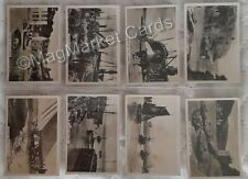More details for cigarette cards coastwise senior service full set 48/48 in mint condition