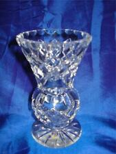 RETRO BOHEMIA 24% LEAD CRYSTAL VASE CZECH REPUBLIC