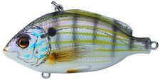 "Live Target Saltwater Pinfish Crankbait Lipless Rattle Trap Pf65Sk901 Matte 2.5"""