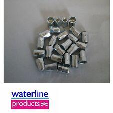 6mm acciaio hexserts Rivnuts, META 'Hex Confezione da 25 (58)