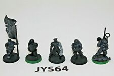 Warhammer Imperial Guard Cadian Command Squad - JYS64