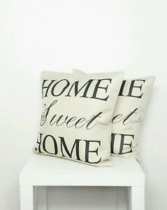 Home Sweet Home Cushion Cover - Style My Pad