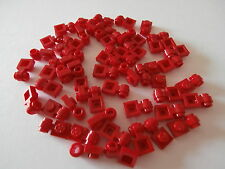 LEGO CLASSIQUE 50 Panneaux De Construction 4081 en rouge avec waagrechter