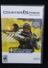 Counter-Strike Source PC 2005 Free Shipping Computer Game
