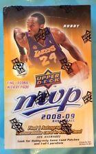 2008-09 Upper Deck MVP HOBBY Box 1 Auto/Relic Rookie (Jordan LeBron Kobe Paul)?