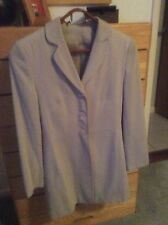 Vintage Debenhams Size 8 1990s Cream Jacket Size 8