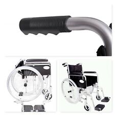 Lightweight Aluminium Self Propelled Folding Wheelchair Removable Wheels 9 KG