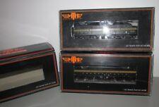 TRAIN ENGINE MTH HO DIESEL Alco PA A&B UNIT Set Unit W/PS 3.0 SOUND 80-2215-1
