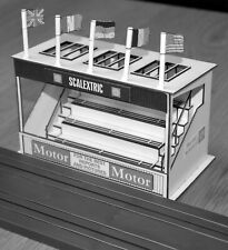 1:64 scale Grandstand Kit for Micro Scalextric/Similar Layouts