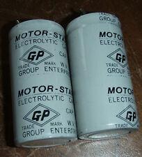 GP Enterprise Co Electrolytic Motor Starting Capacitor 300 MFD 125 VAC 1342708