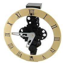 UNUSUAL COGS MOVING GEAR WALL/STAND CLOCK GCL08-333