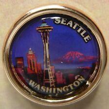 Seattle Washington new Hat Lapel Pin Tie Tac HP9032