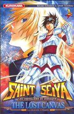 SAINT SEIYA the LOST CANVAS tome 1 Kurumada Teshirogi MANGA shonen HADES
