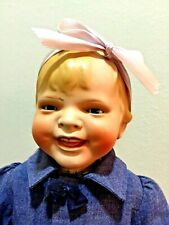 GLADDIE Character Doll made in Germany, designed by Helen Jensen