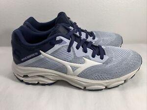 Mizuno Womens Wave Inspire 16 Gray Running Shoes Size 8.5