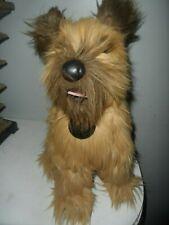 """Rare Douglas Plush Briard Dog Exclusive For Cape Cod Russet Potato Chips 18"""""""