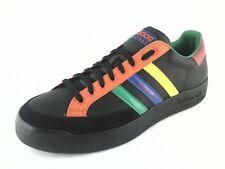 NWOB ADIDAS NASTASE '07 Black Mens SNEAKERS Shoes Leather 018473 US 12 EU 46 2/3