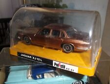 Polistil vintage AE.61 jaguar XJ12L metallic brown PRESUME NEUVE JAMAIS JOUE