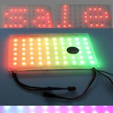 Adafruit Neopixel Arduino Library RGB LED matrix panel 14W bright big size 10X6