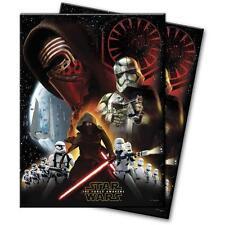 Star Wars Episode VII Force Kinder Geburtstag Party Tischdecke Plastikdecke