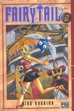 FAIRY TAIL tome 2 Hiro Mashima Manga shonen *