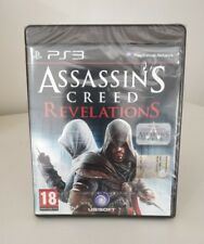 ASSASSIN'S CREED REVELATIONS PRIMA STAMPA (INCLUDE IL PRIMO) PS3 NUOVO ITALIANO