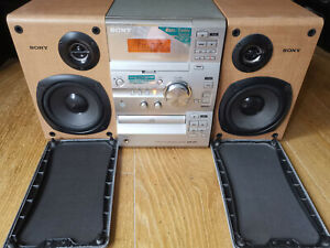 Sony CMT-CP11 micro HiFi system, perfect condition