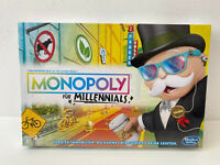 Monopoly Millennials Special Edition von Hasbro in OVP Gesellschafts Brett