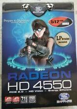 Sapphire ATI Radeon HD 4550 512 MB DDR3