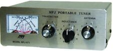 MFJ 971 -  Manual Antenna Tuner  - Portable/QRP  - 1.8-30 MHz. - New