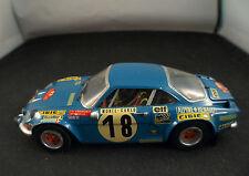 ALPINE A110 1500S Monte Carlo 1973 Andruet Biche Kit monté en plastique1/24