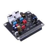 PCM5122 HIFI DAC Audio Sound Card Module I2S LED Interface for Raspberry Pi