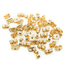 10X Earring Back Ear Nuts Jewelry Accessories Metal Earring Stopper Fitting ,'