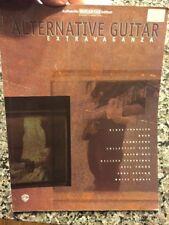 Alternative Guitar Extravaganza Tablature Book. Bush Greenday ETC.