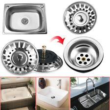 Useful Kitchen Sink Replacement Drain Waste Plug Basin Filter Strainer Drainer