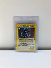 2000 Pokemon Gym Heroes Lt. Surge's Magneton Holo 8/132 PL (Played)