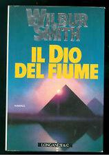 SMITH WILBUR IL DIO DEL FIUME LONGANESI 1993 LA GAJA SCIENZA 397 PRIMA EDIZIONE